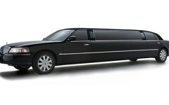 Limousine Stretch Lincoln Town